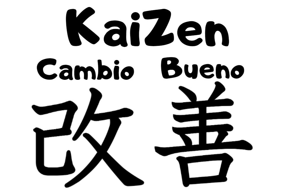 kaizen en japones